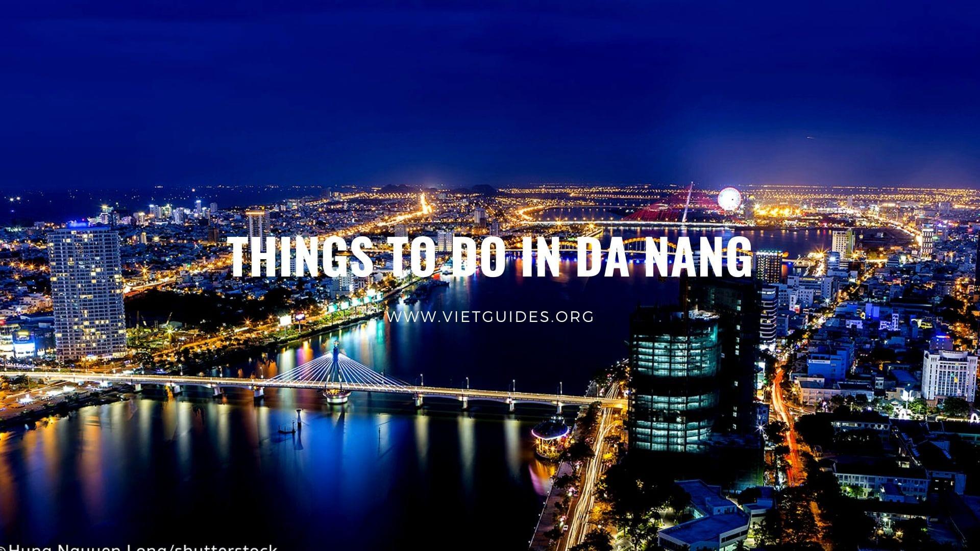 Things to do in Da nang