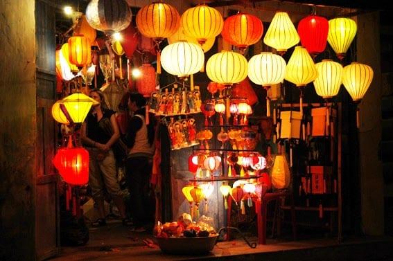 Lanterns And Night Markets