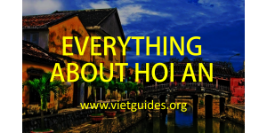 Hoi an ancient town guides