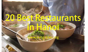 Hanoi food guides