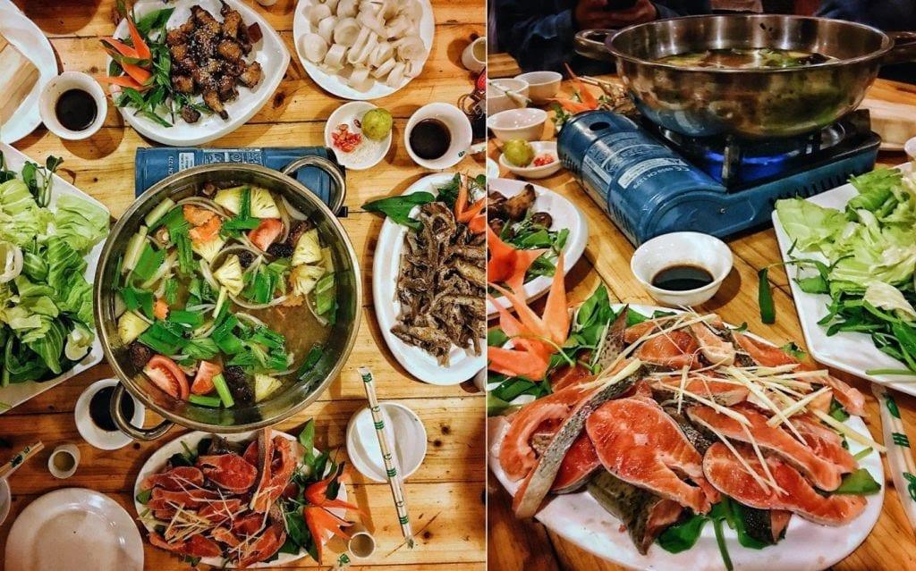 eat at Bang beach