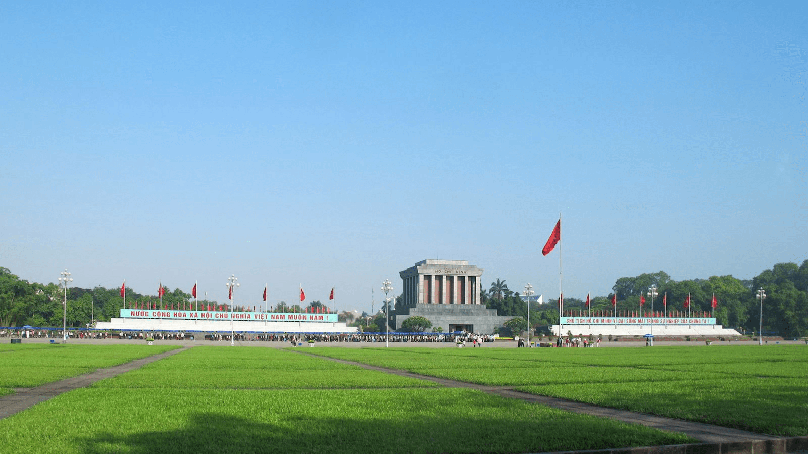 best area to stay in hanoi