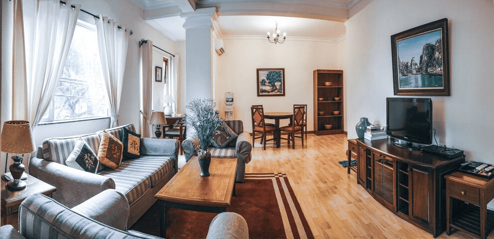 places to stay in hanoi