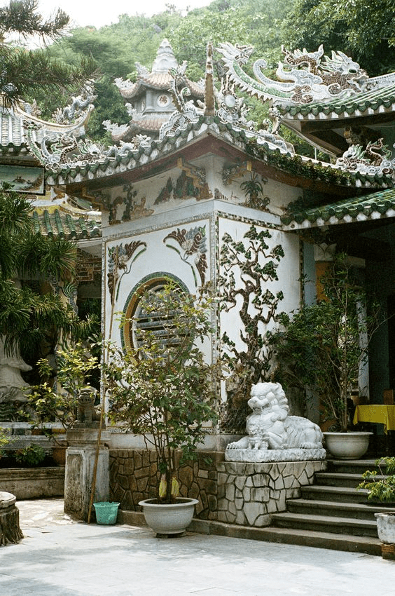 linh ung pagoda marble mountain