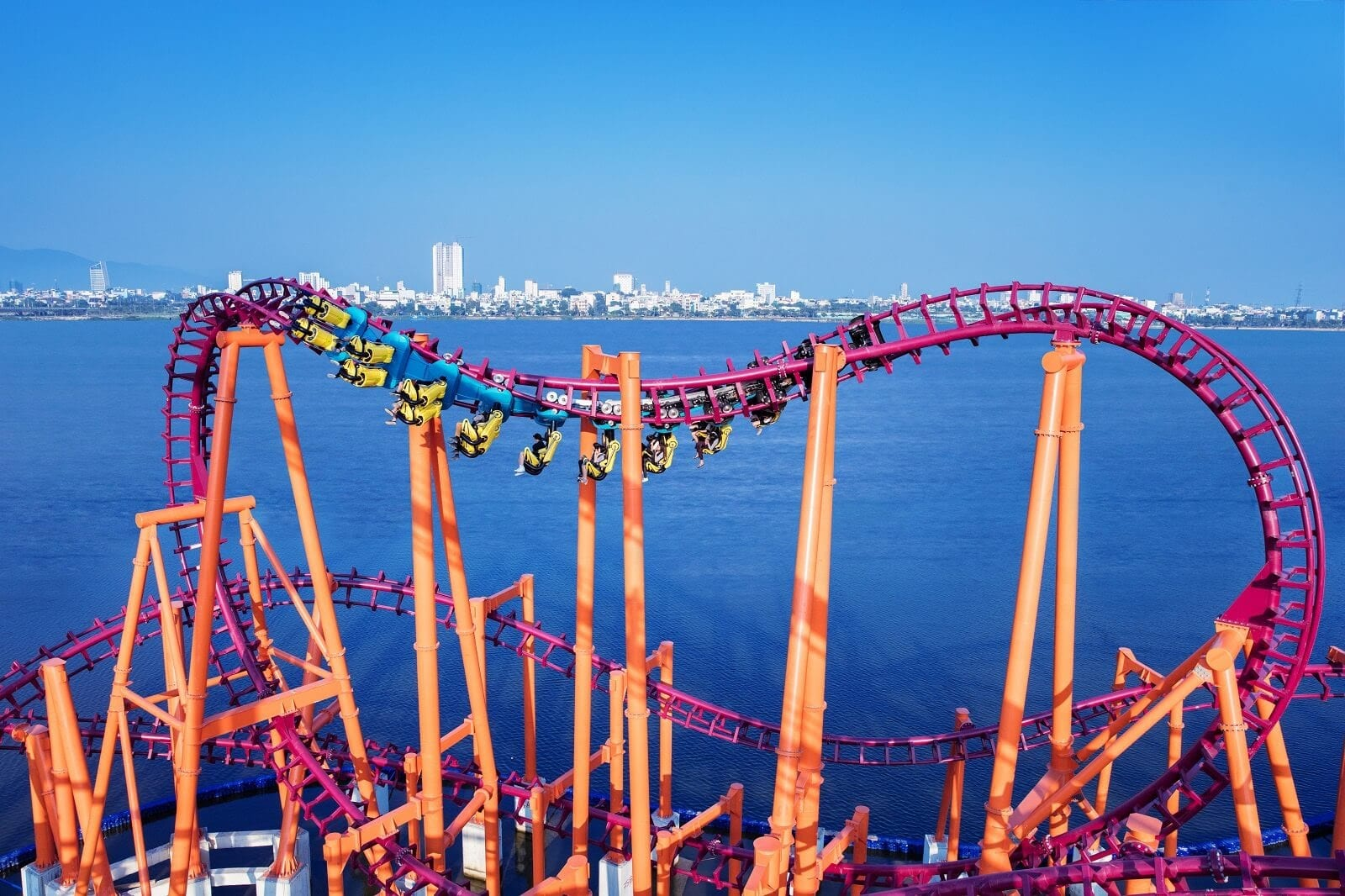Explore Dragon Bridge in Da Nang City - Asia Park Games