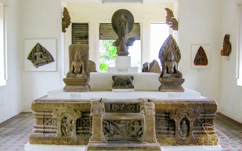 The Museum of Cham Sculpture in Da Nang - Kingdoms of Champa