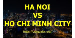 Ha Noi vs Ho Chi Minh