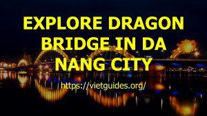 Dragon Brigde in Da Nang city