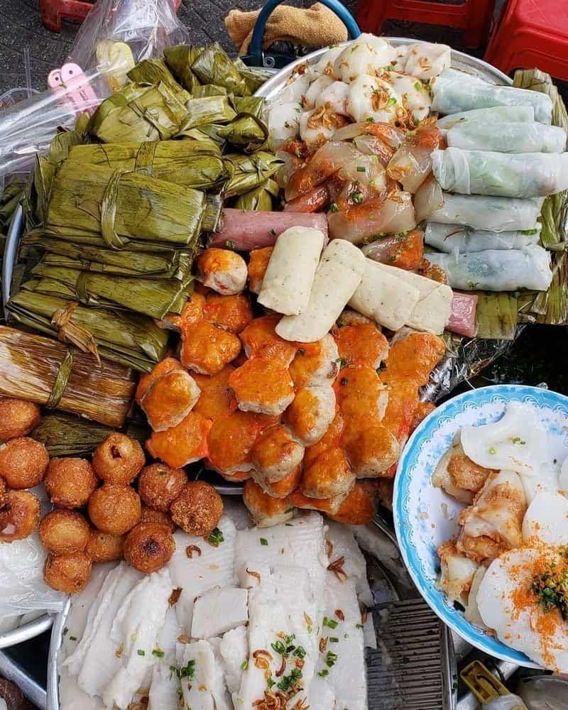 Where to eat in Da Nang Banh beo Ba Be