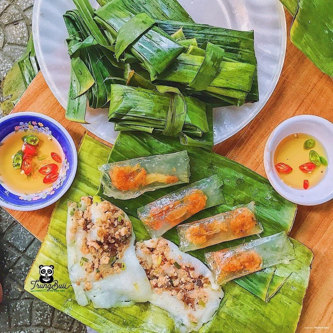 Where to eat in Da Nang Banh bot loc 1