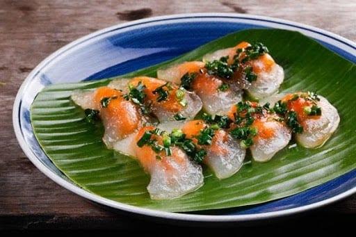 Where to eat in Da Nang Banh bot loc