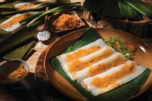 Where to eat in Da Nang Banh nam