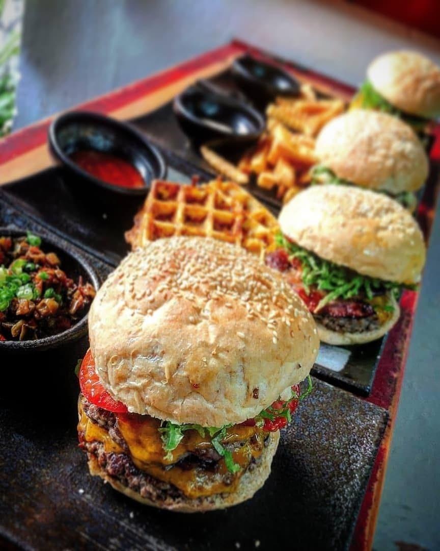 Where to eat in Da Nang Burgers