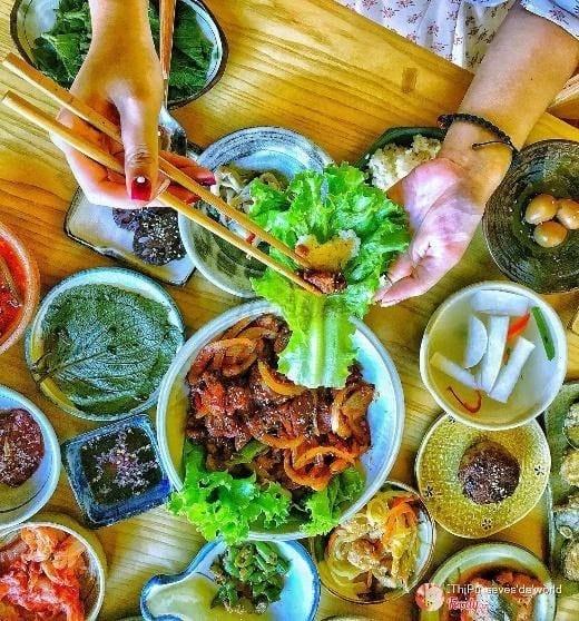 Where to eat in Da Nang Korean Restaurants 4