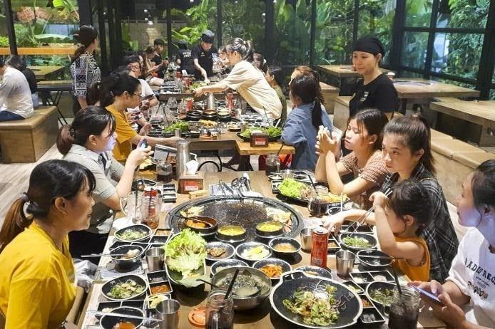 Where to eat in Da Nang Korean Restaurants