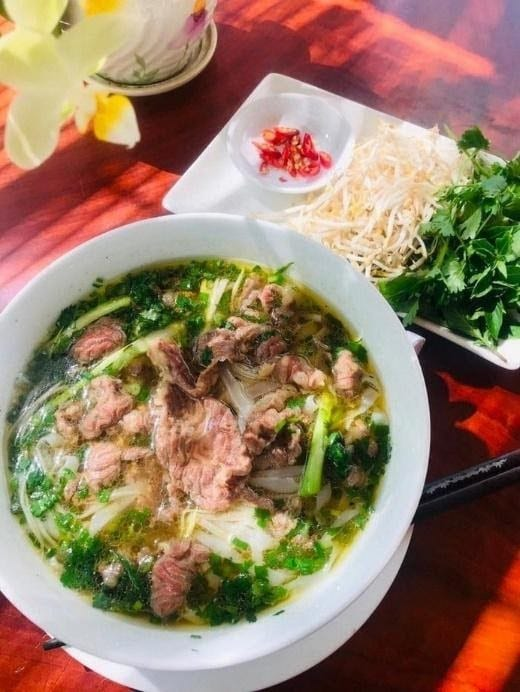 Where to eat in Da Nang Pho 1