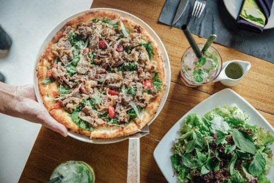Where to eat in Da Nang Pizza 2