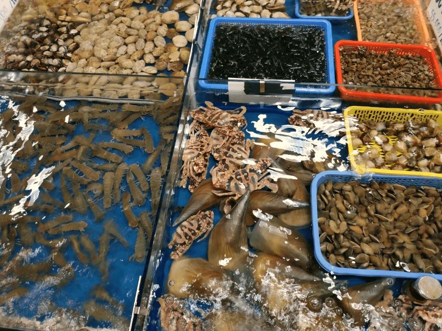 Where to eat in Da Nang Seafood 2