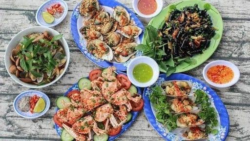 Where to eat in Da Nang Seafood 3