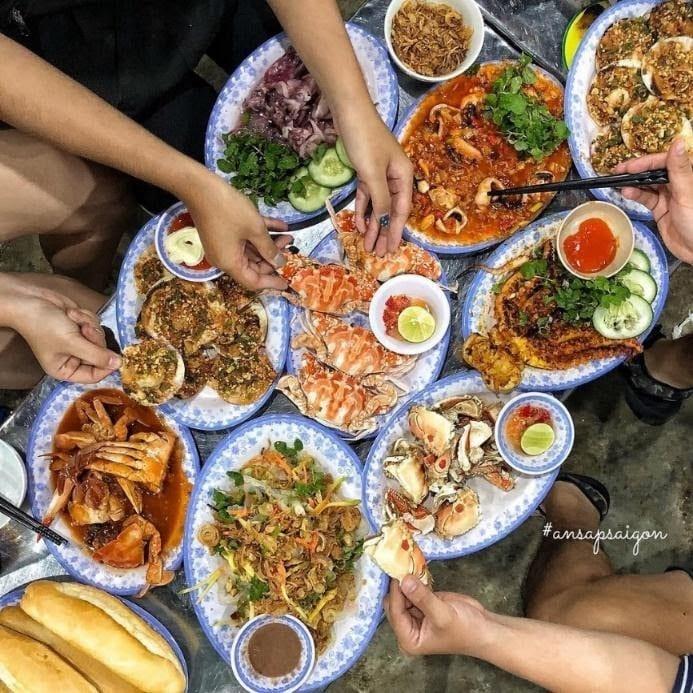 Where to eat in Da Nang Seafood