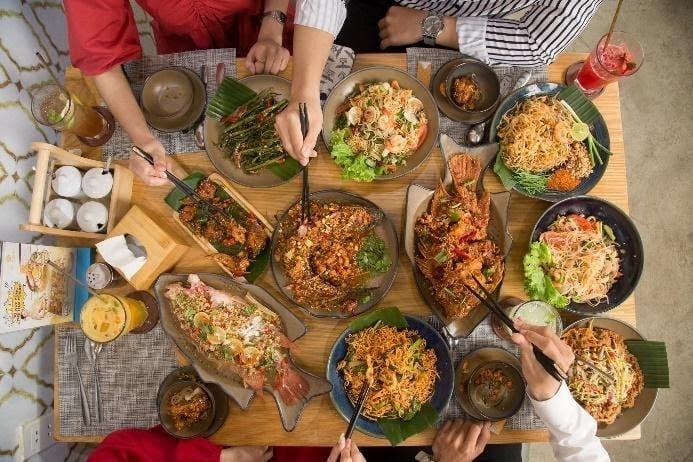 Where to eat in Da Nang Thai Restaurants 3