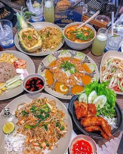 Where to eat in Da Nang Thai Restaurants