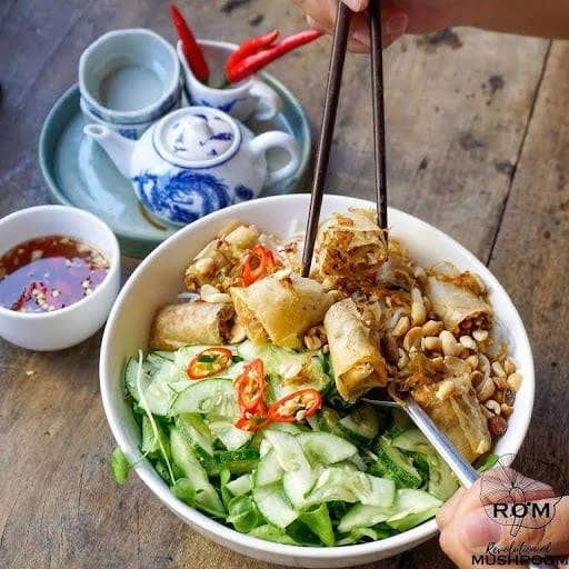 Where to eat in Da Nang Vegetarian Restaurants 1