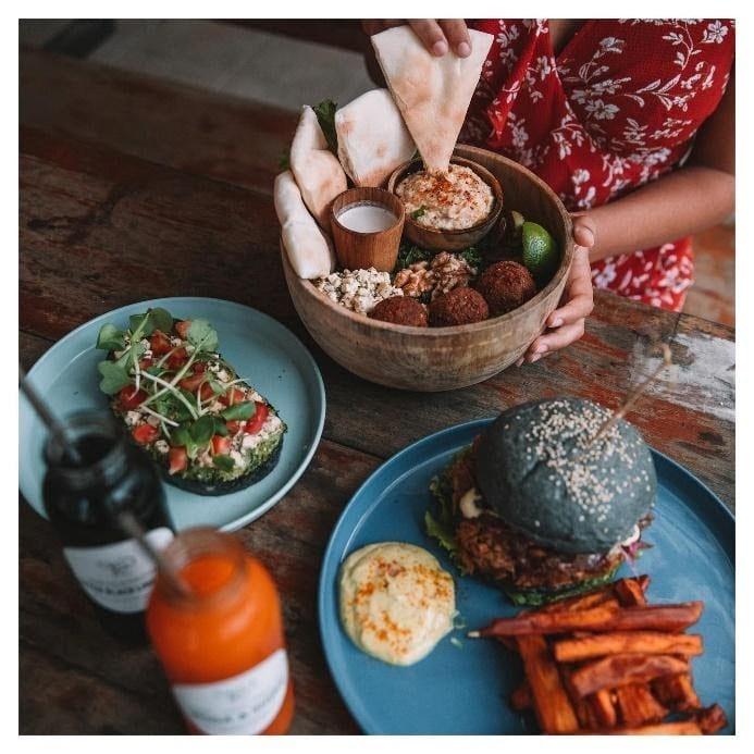 Where to eat in Da Nang Vegetarian Restaurants 3