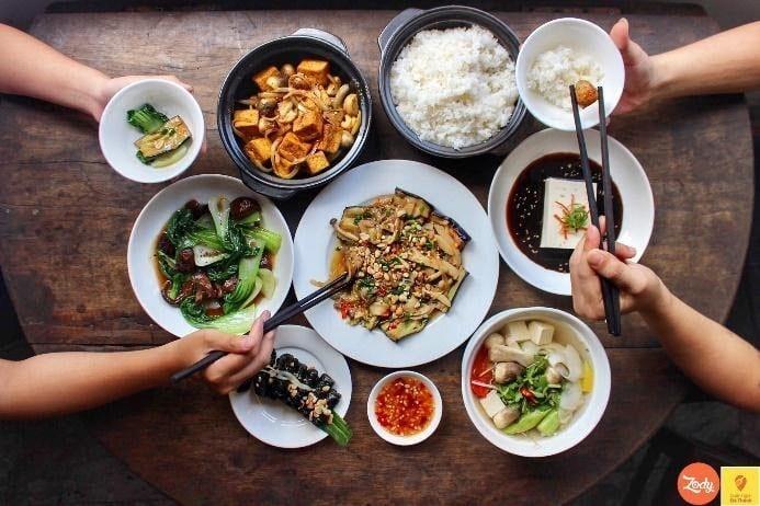 Where to eat in Da Nang Vegetarian Restaurants