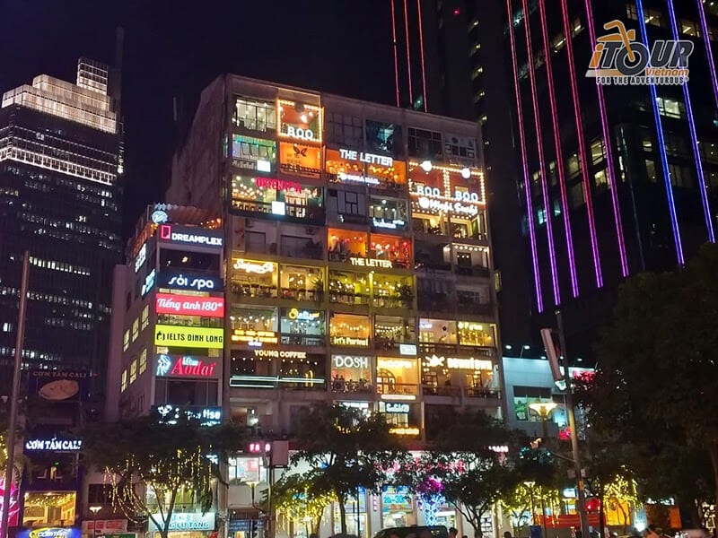 apartment building 42 Nguyen Hue