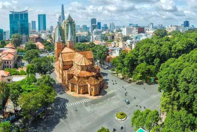 Things to do in Vietnam - Ho Chi Minh City