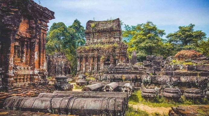 Things to do in Vietnam - My Son Sanctuary