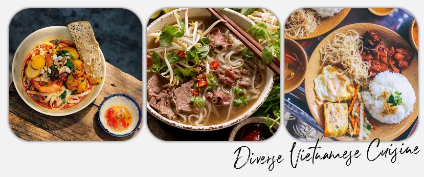 Things to do in Vietnam - Vietnamese Cuisine
